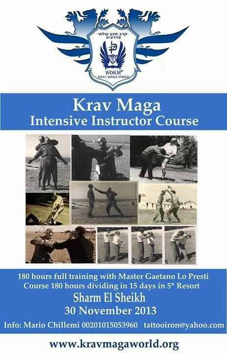 Egypt Krav Maga & Self Defense